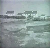 bretonische landschaft. by markus campell