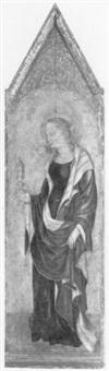 saint mary magdalene by francesco di gentile da fabriano