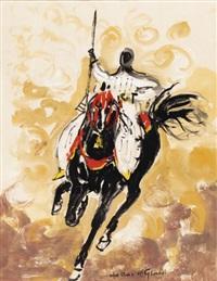 le cavalier by hassan el glaoui
