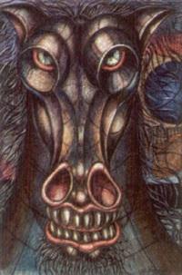 pferd by anton krejcar