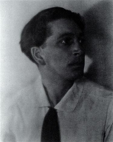 portrait of frayne williams by margrethe mather