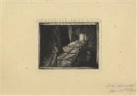 parsifal. camino del grial by mariano fortuny y de madrazo