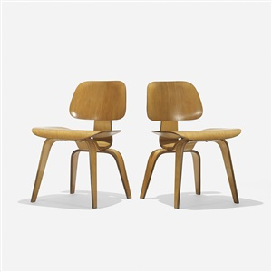 dcws pair by charles and ray eames