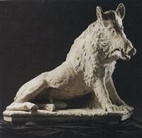 the calydonian boar by randolph john rogers