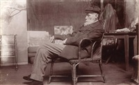 auguste renoir, peintre, le 18 octobre by paul marsan dornac