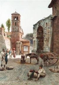 Ettore roesler franz auctions results artnet page 3 for Arco arredamenti san giorgio