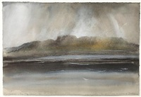inishmaan - dun conchiar by norman ackroyd