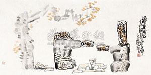 酒逢知己 by yang xiaoyang