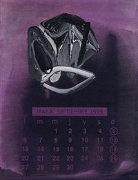 sin título (iraila septiembre 1999) by josé ramón amondaráin
