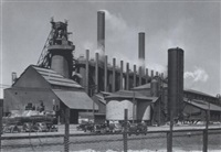blast furnaces in buffalo, new york by edwin locke