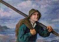 pescador by angel garavilla