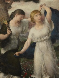 may dance by henry john lintott