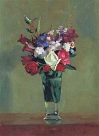 virágok vázában (flowers in a vase) by hugo mund
