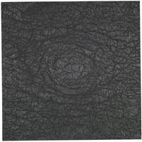 pelle di grafite riflesso di fuchstite by giuseppe penone