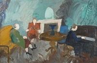le concert de piano by andré lanskoy