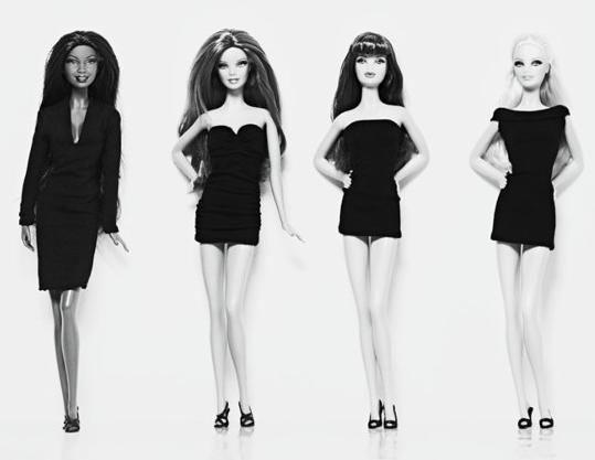 barbie by bruce meritte