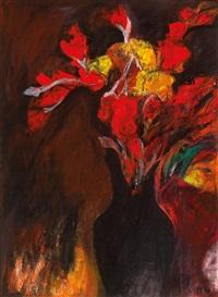 gladiolus by liu gengyi