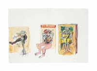 untitled (with de kooning) by richard prince