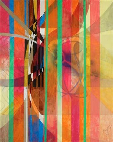 tangram i by stanley william hayter