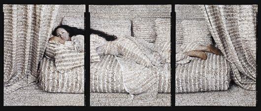 les femmes du maroc 27 3 works by lalla essaydi