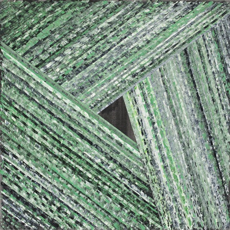 verde di spannocchia by lucio pozzi
