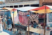 indian market by james kramer