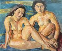 nudes by margareta grossman