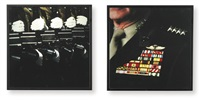 guess who is coming to dinner (diptych) by alfredo jaar