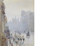 a view of st. james's by rose maynard barton