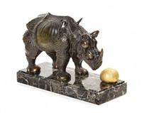 rhinoceros by salvador dalí