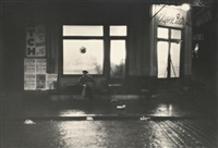 news-years-eve (paris) by robert frank
