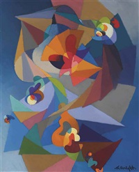 kosmogonia no. 1 by stanton macdonald-wright