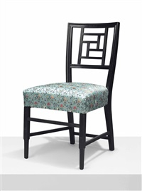 side chair by edward william godwin