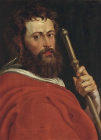 saint james the greater by sir anthony van dyck