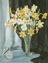 spring flowers by rose brigid ganly