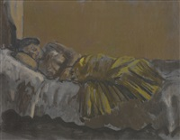 the yellow skirt by walter richard sickert