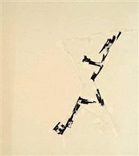 sans titre, n°5 by martin barré