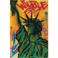 untitled (statue of liberty) by tracy 168