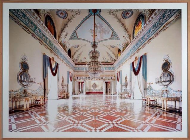 museo di capodimonte napoli by candida höfer