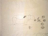 l'hippopotame by françois-xavier lalanne