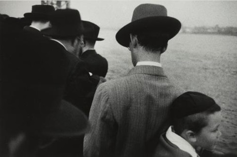 yom kippur nyc by robert frank