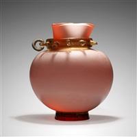 laguna vase by tomaso buzzi