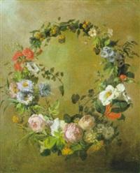 blumenkranz by rosalia amon
