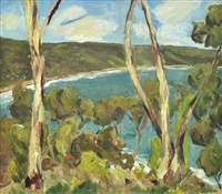 loutit bay, lorne by lina bryans