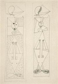 mezei vénusz (study) by dezsö korniss