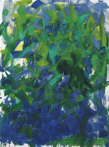 between by joan mitchell