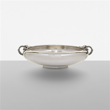 important centerpiece model 625b by georg jensen co