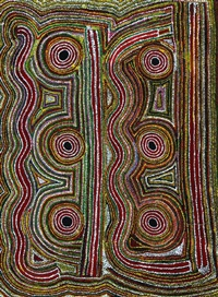 mens dreaming by japaljarri paddy sims