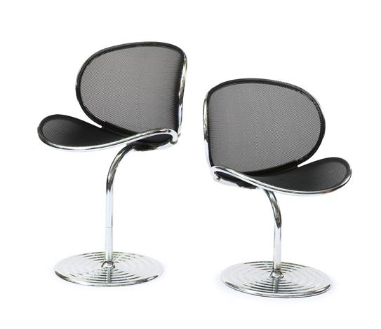 zwei sessel o line by herbert ohl on artnet. Black Bedroom Furniture Sets. Home Design Ideas