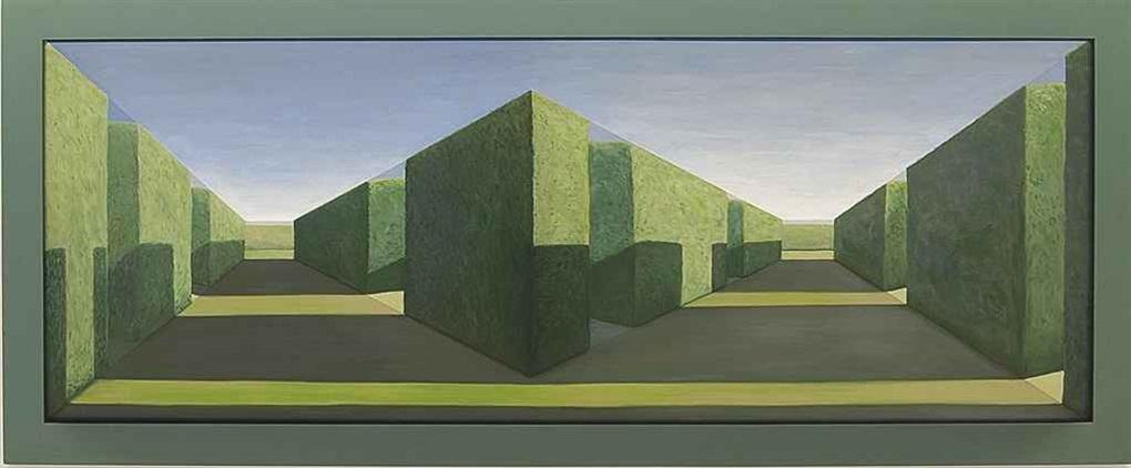 a maze by patrick hughes